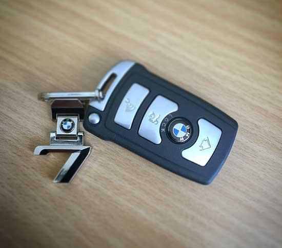 Dorabianie kluczy do BMW