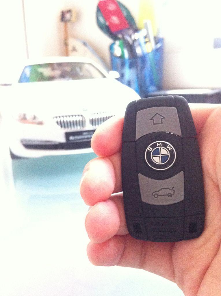 kluczyki BMW