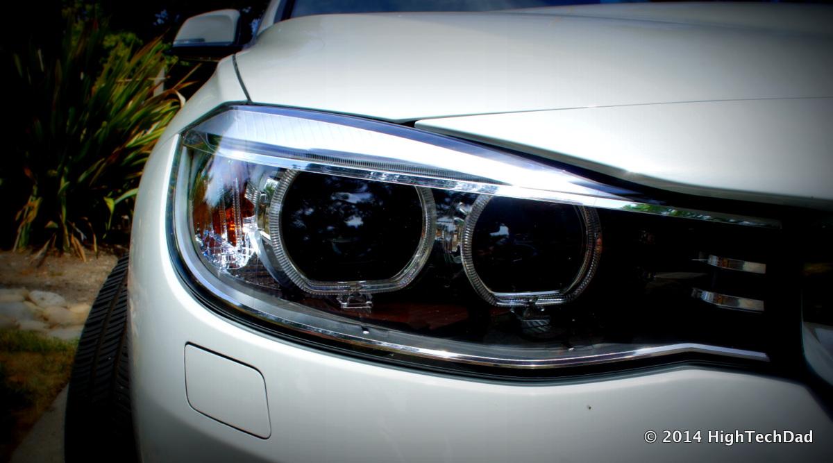 sterownik światła BMW