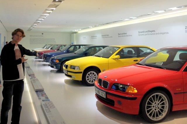 Wizyta w BMW Welt
