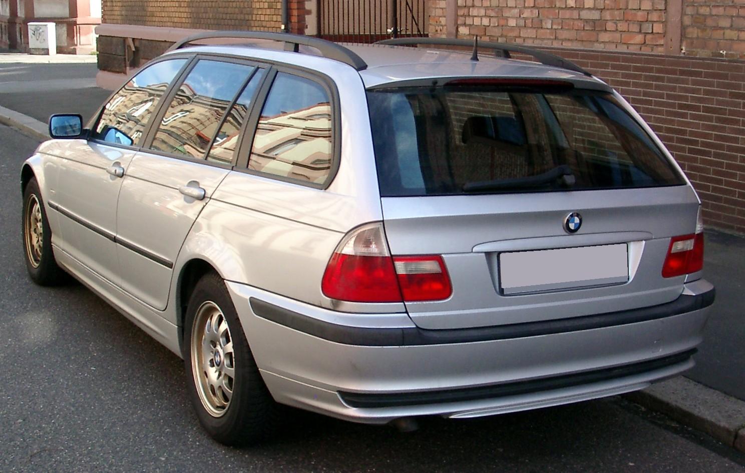 drgania nadwozia wolne obroty BMW