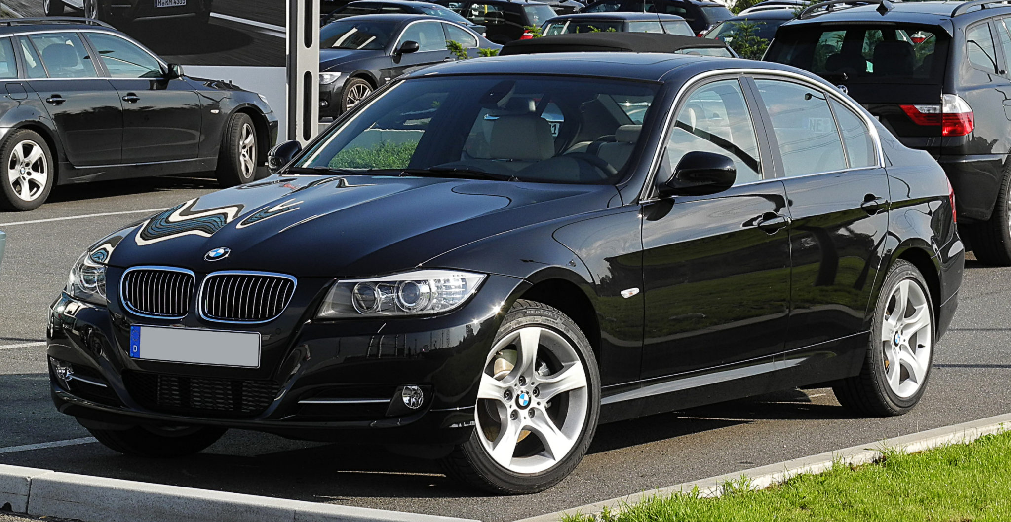 metaliczny dzwięk rozrząd BMW