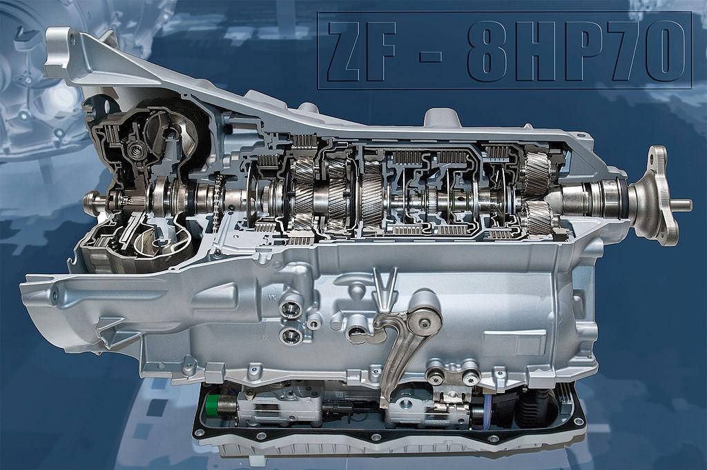 falowanie silnika automat bmw