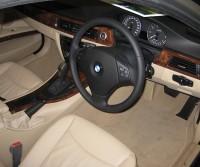 BMW E91 Interior