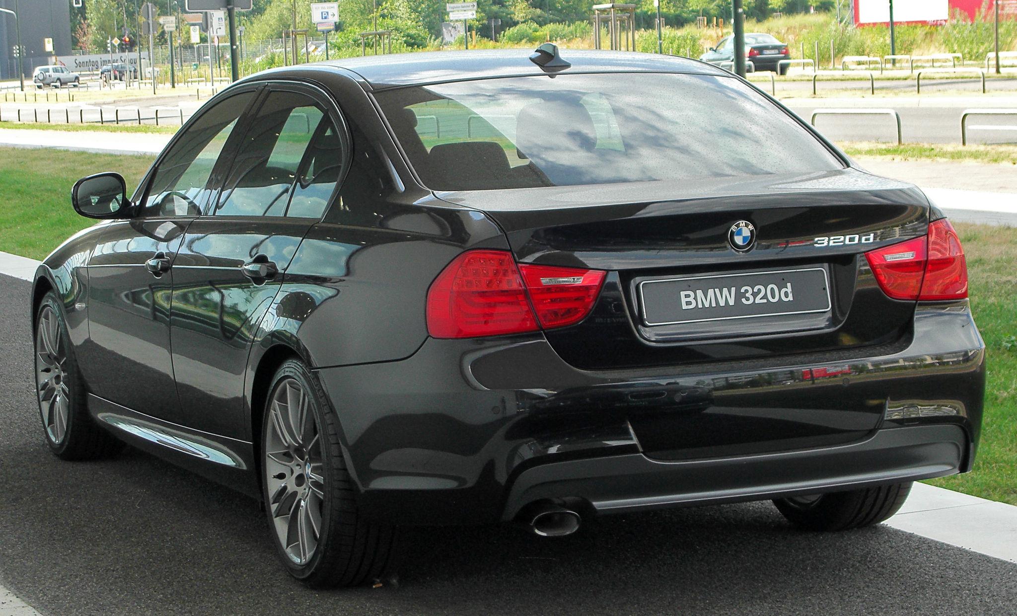 Nadmierne zużycie oleju BMW