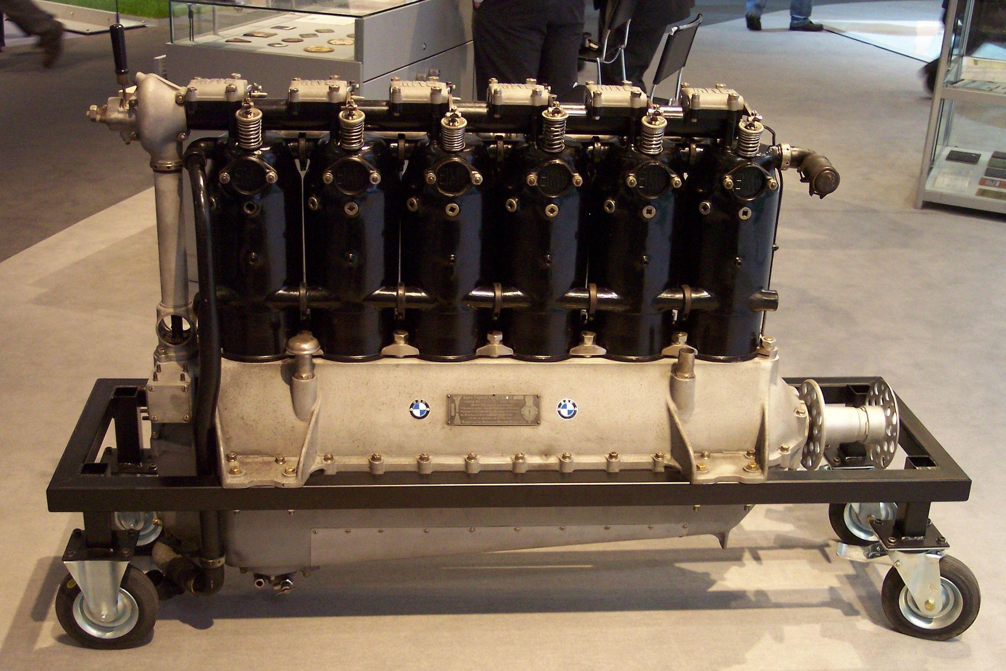 Silnik BMW IV