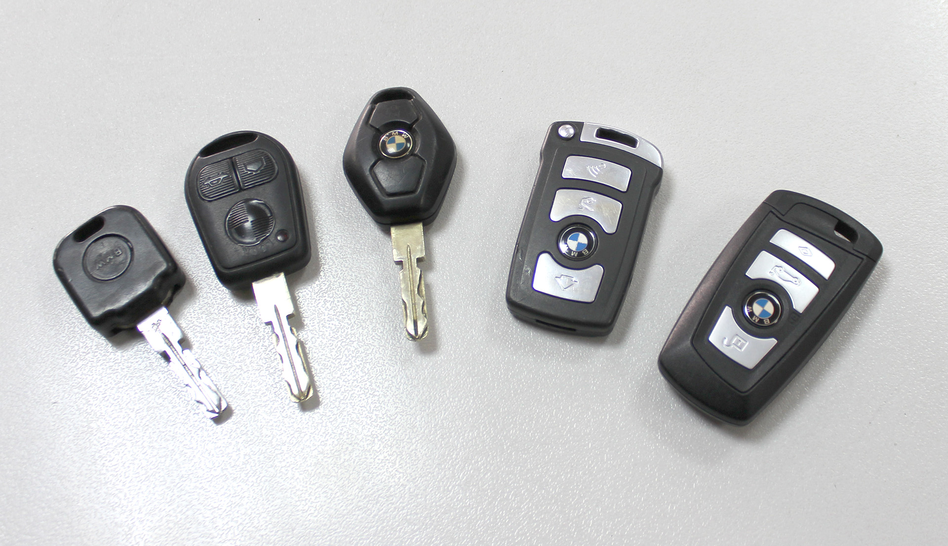 kluczyki-bmw