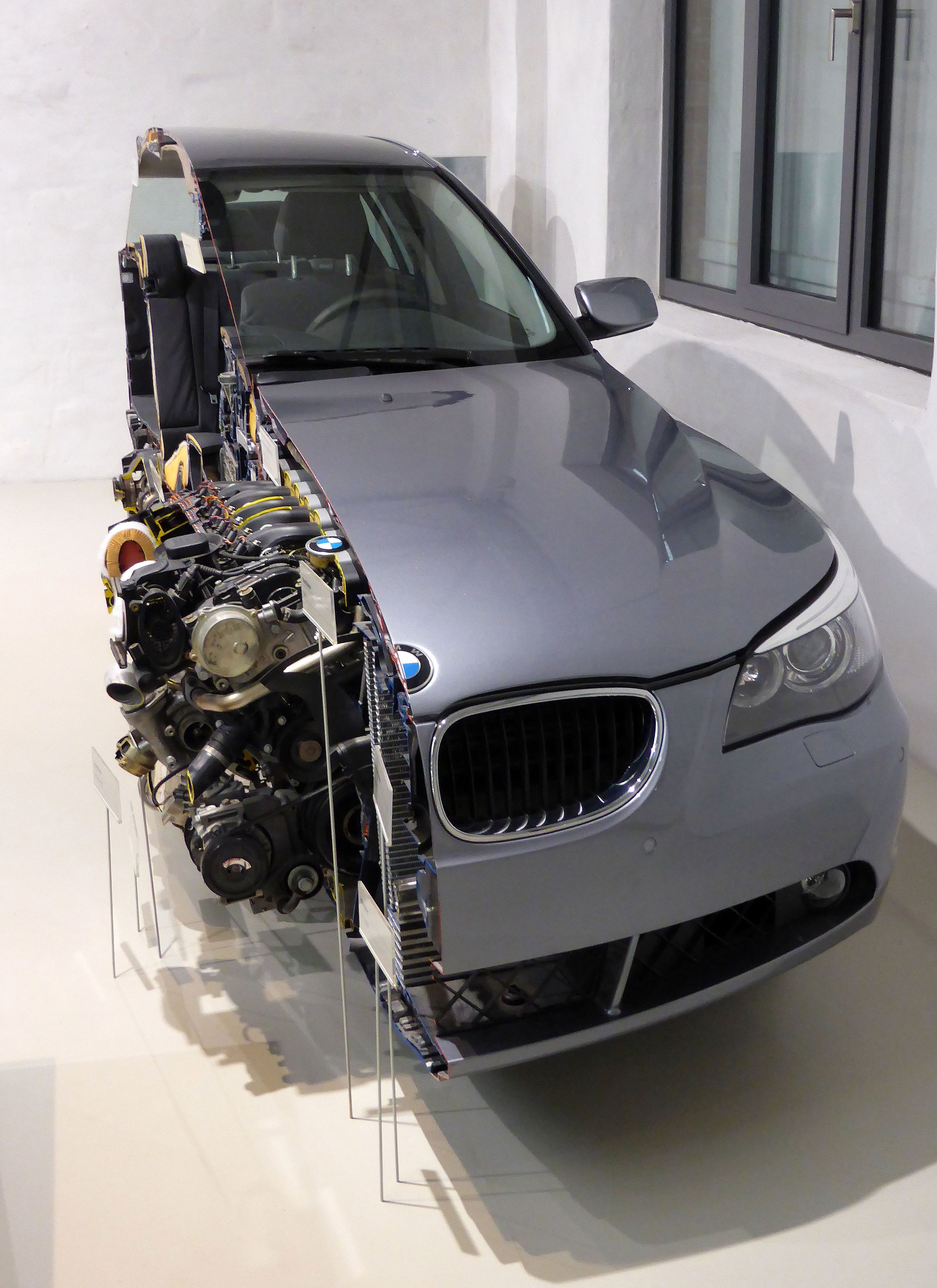 Elektronika BMW