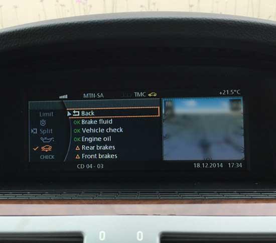 aktualizacja oprogramowania BMW