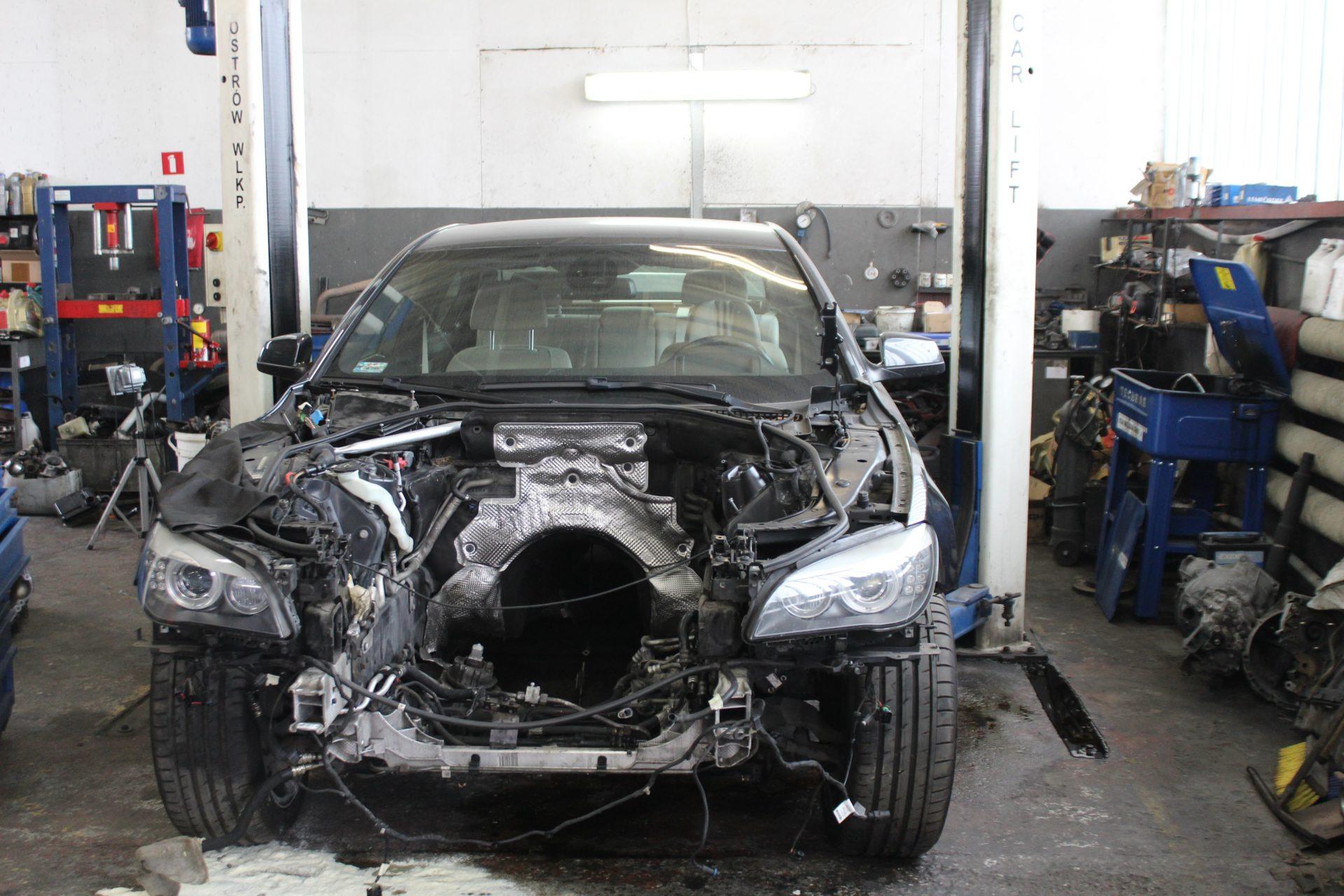 silnik BMW