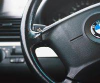 Kierownica BMW