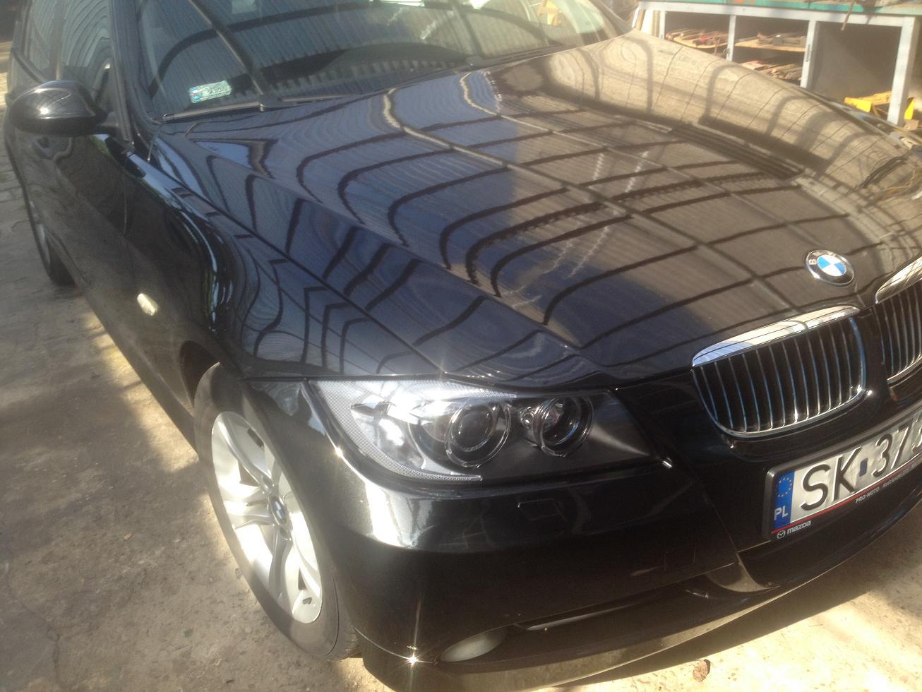 BMW 3 komis
