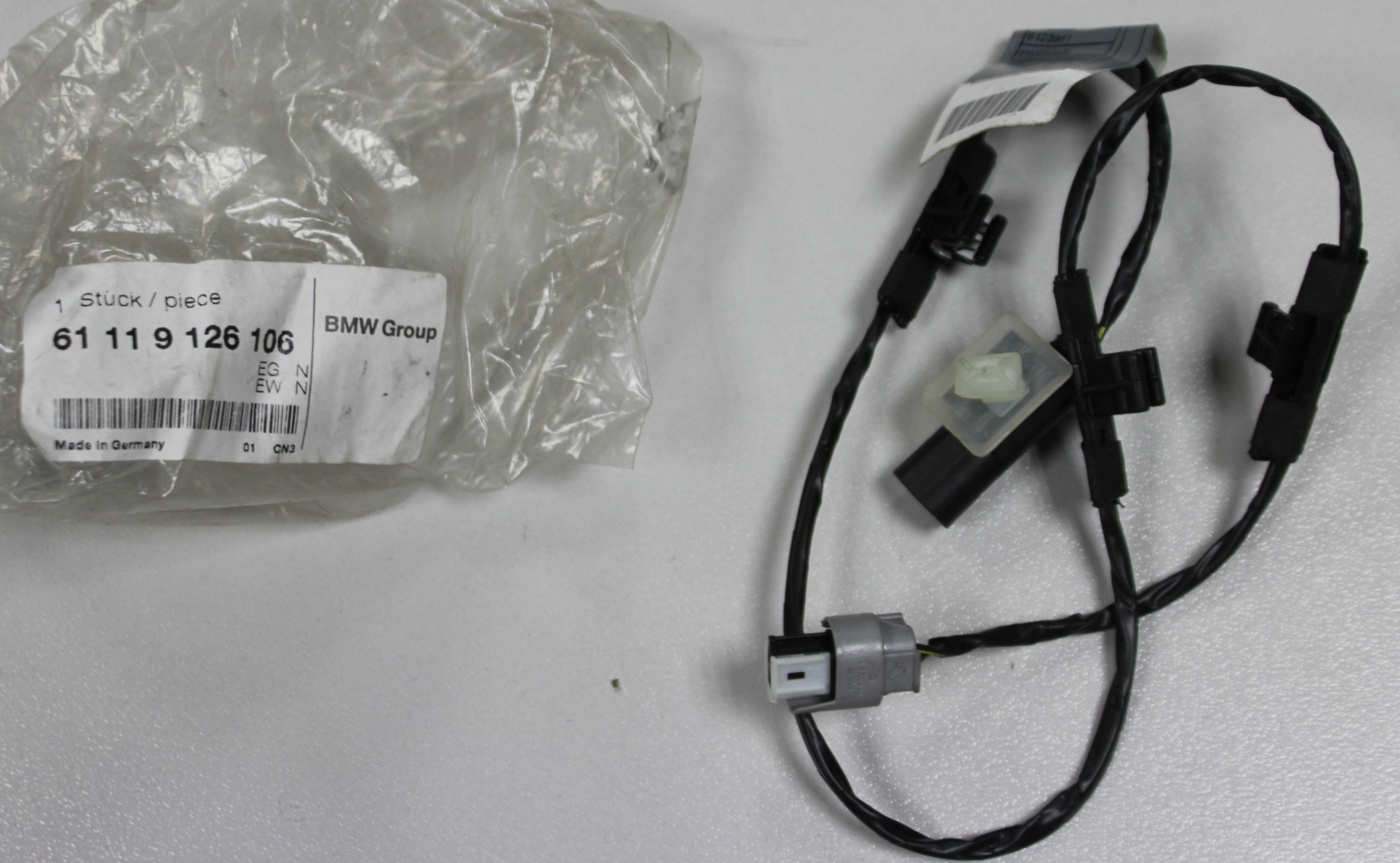 Mini przewód adaptacyjny czujnika temperatury zewnętrznej 32411096499