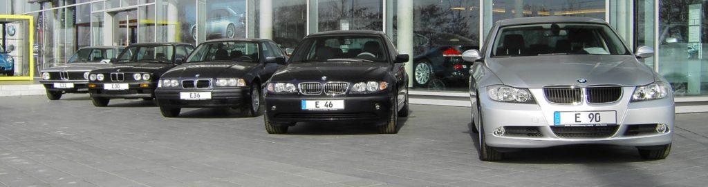 Stare vs nowe modele BMW