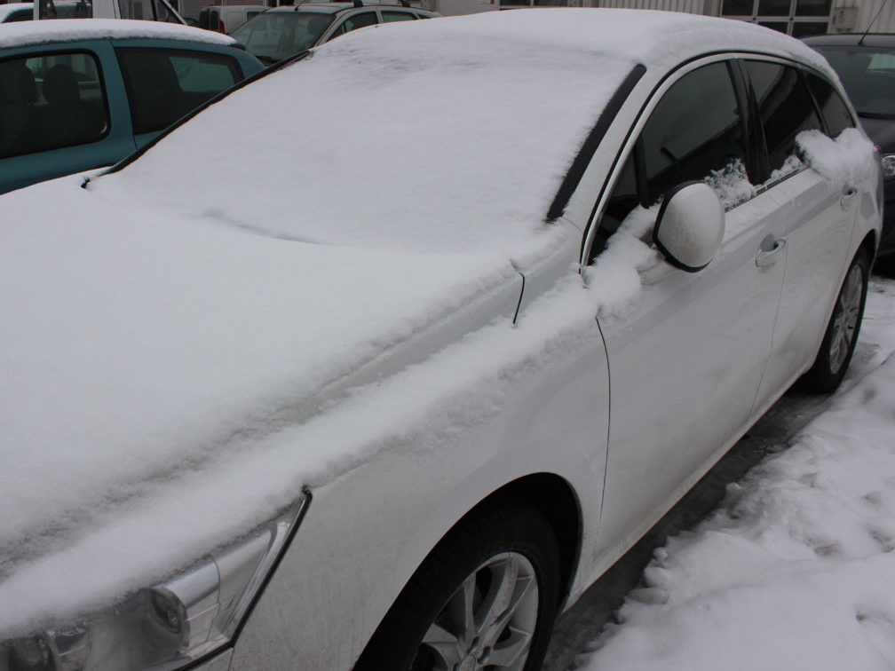 zima usterki BMW