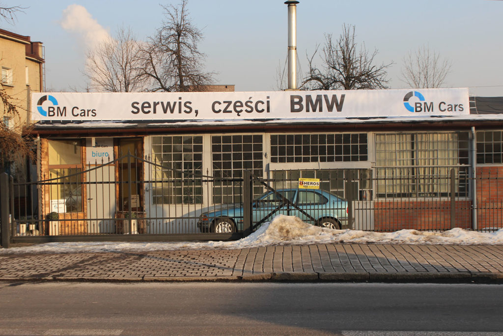 adres bm cars