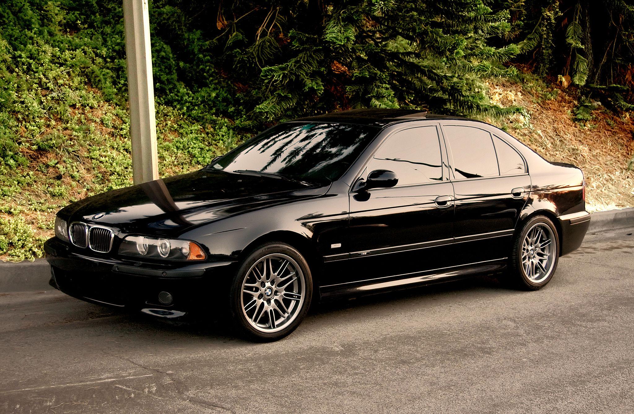 smog BMW