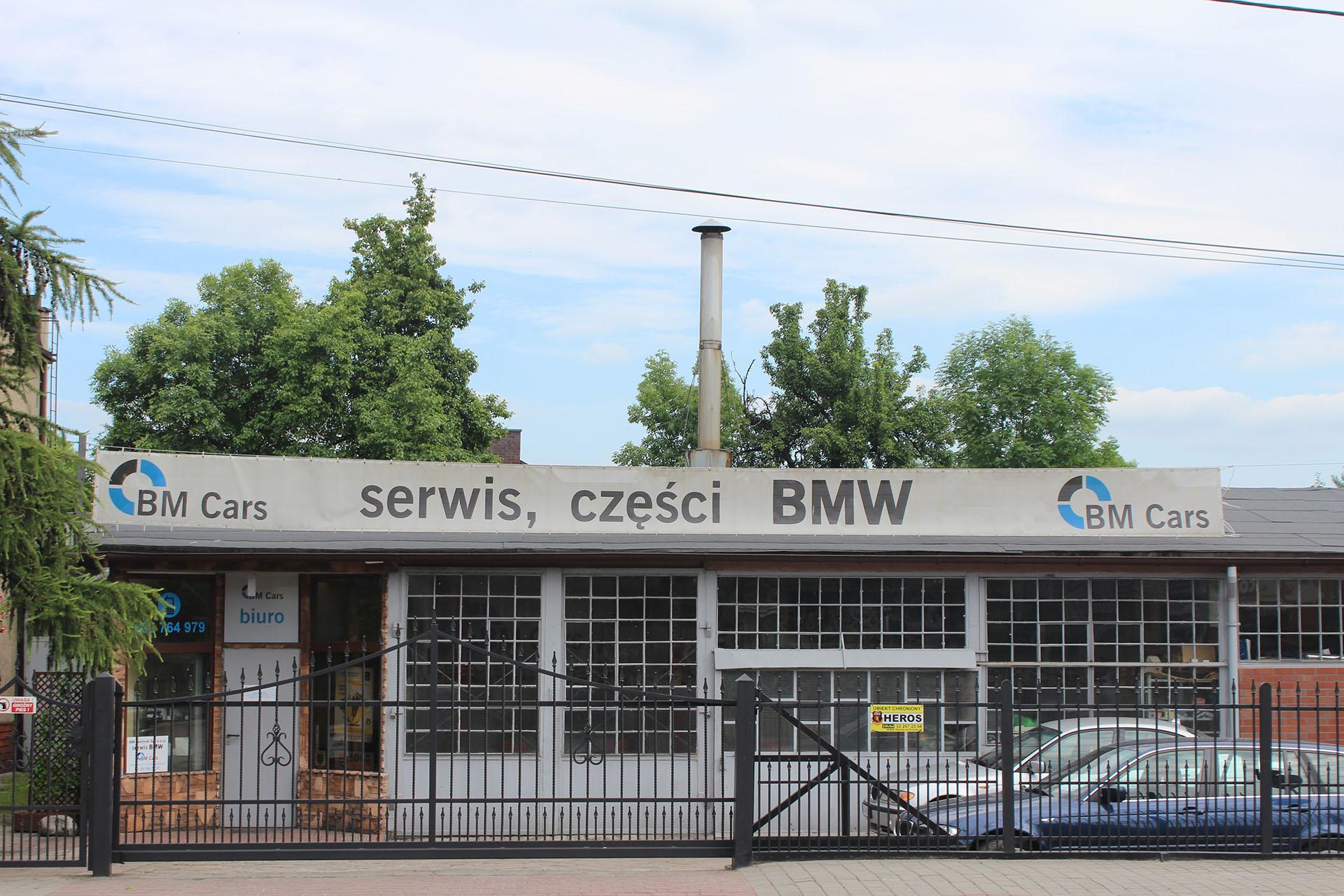 gwarancja bm cars