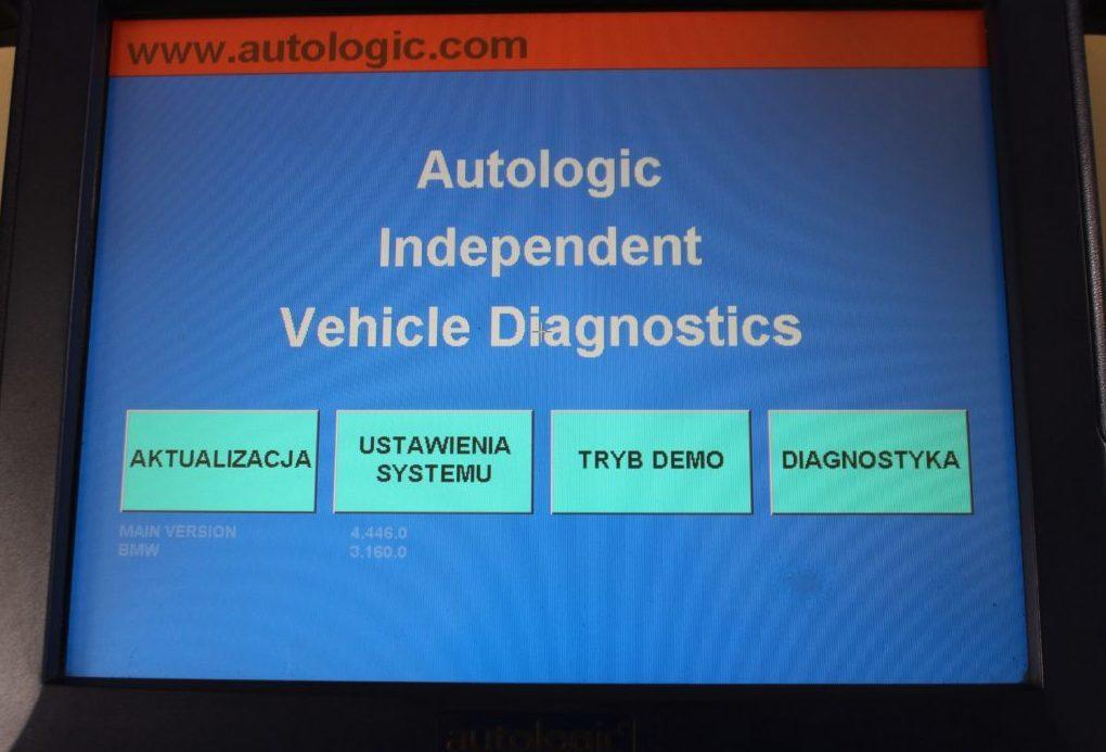 diagnoza komputerowa BMW