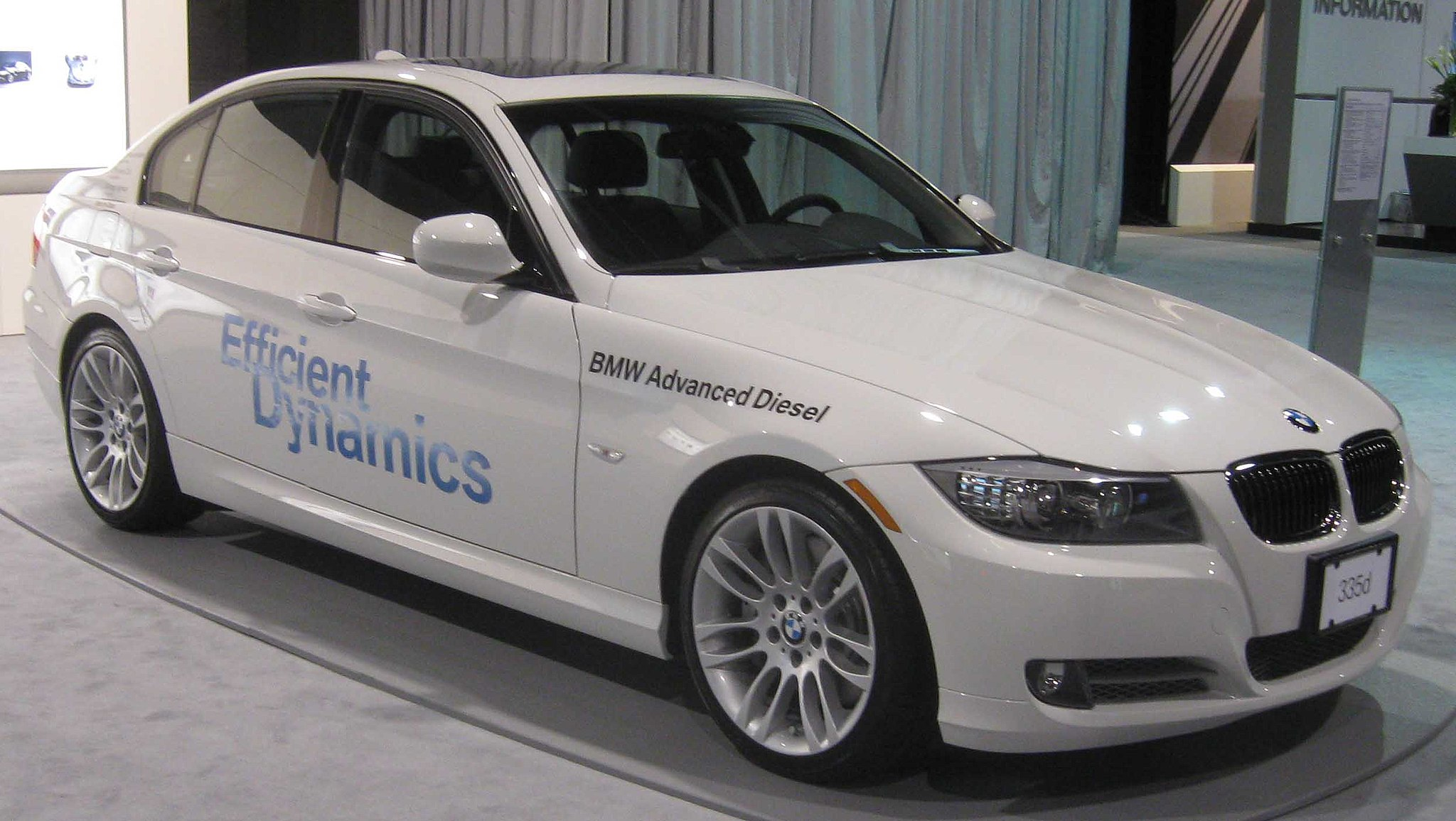 filtr DPF BMW