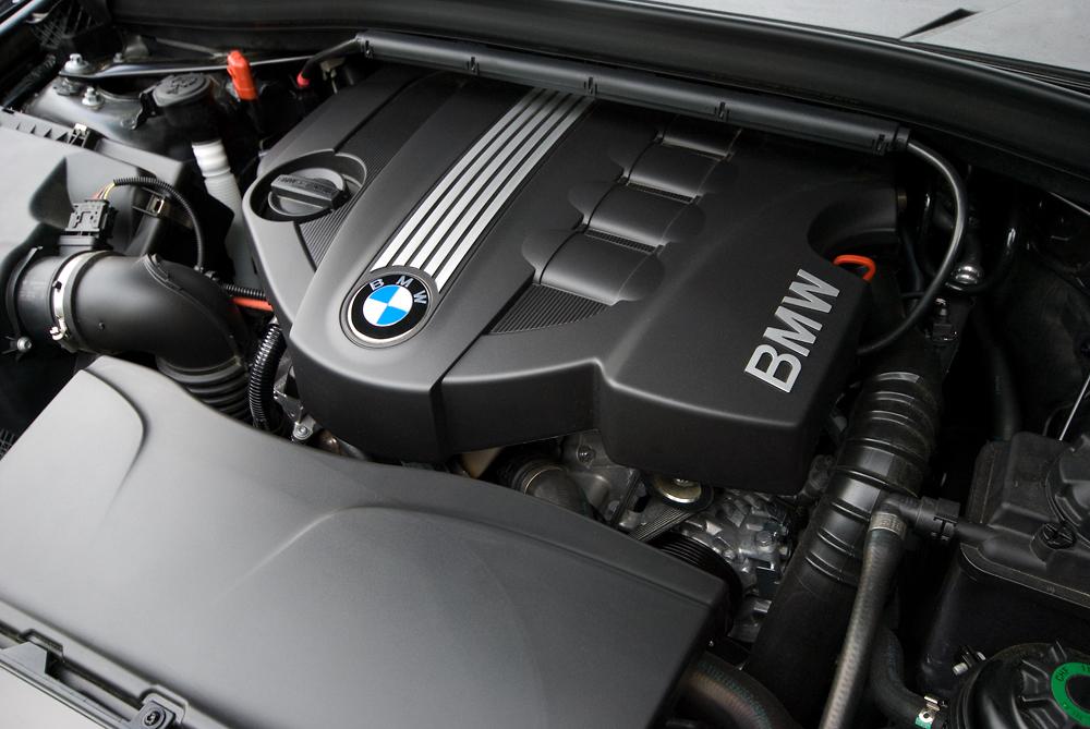 amatorska wymiana silnika bmw
