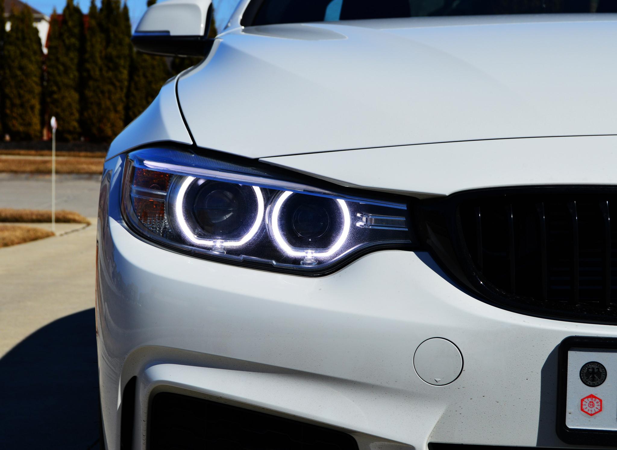 lampy BMW
