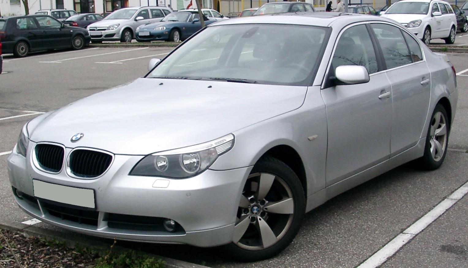 lusterka BMW