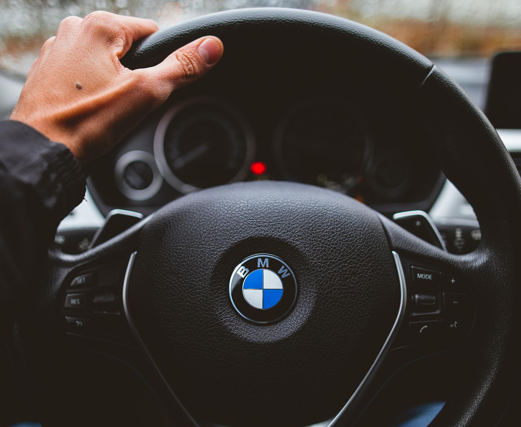 naprawa BMW