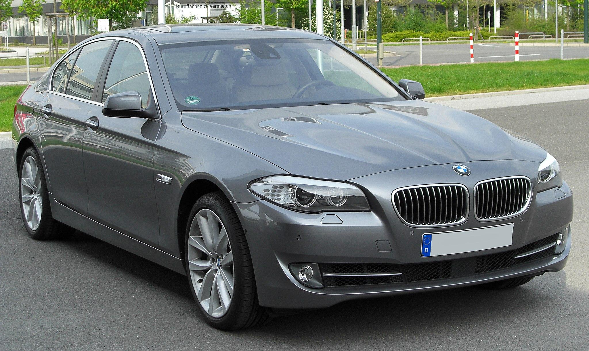 wadliwy EGR w BMW