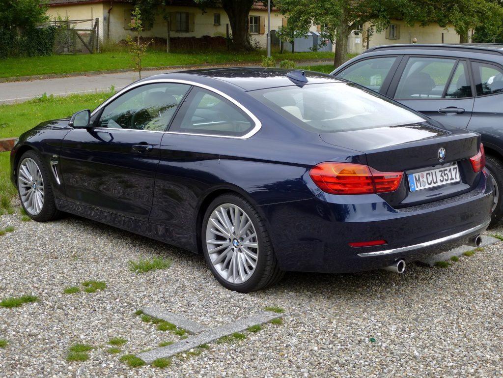 rozrząd BMW 430i F36