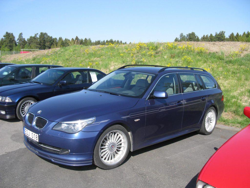 BMW 5 E61 Alpina