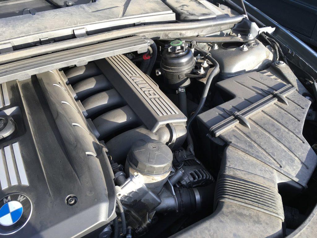 Silnik BMW E90
