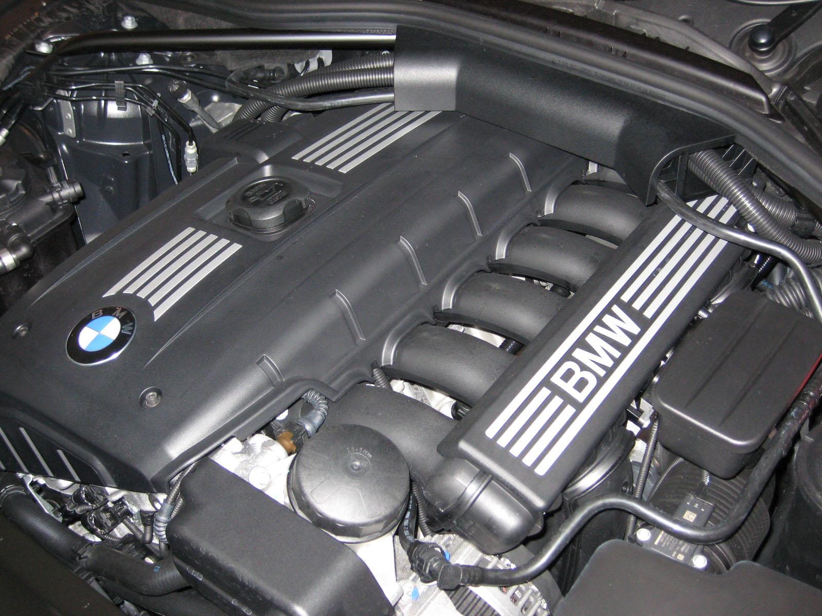 Silnik BMW N52B30