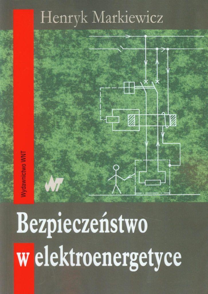 książka bezpieczeństwo w elektroenergetyce