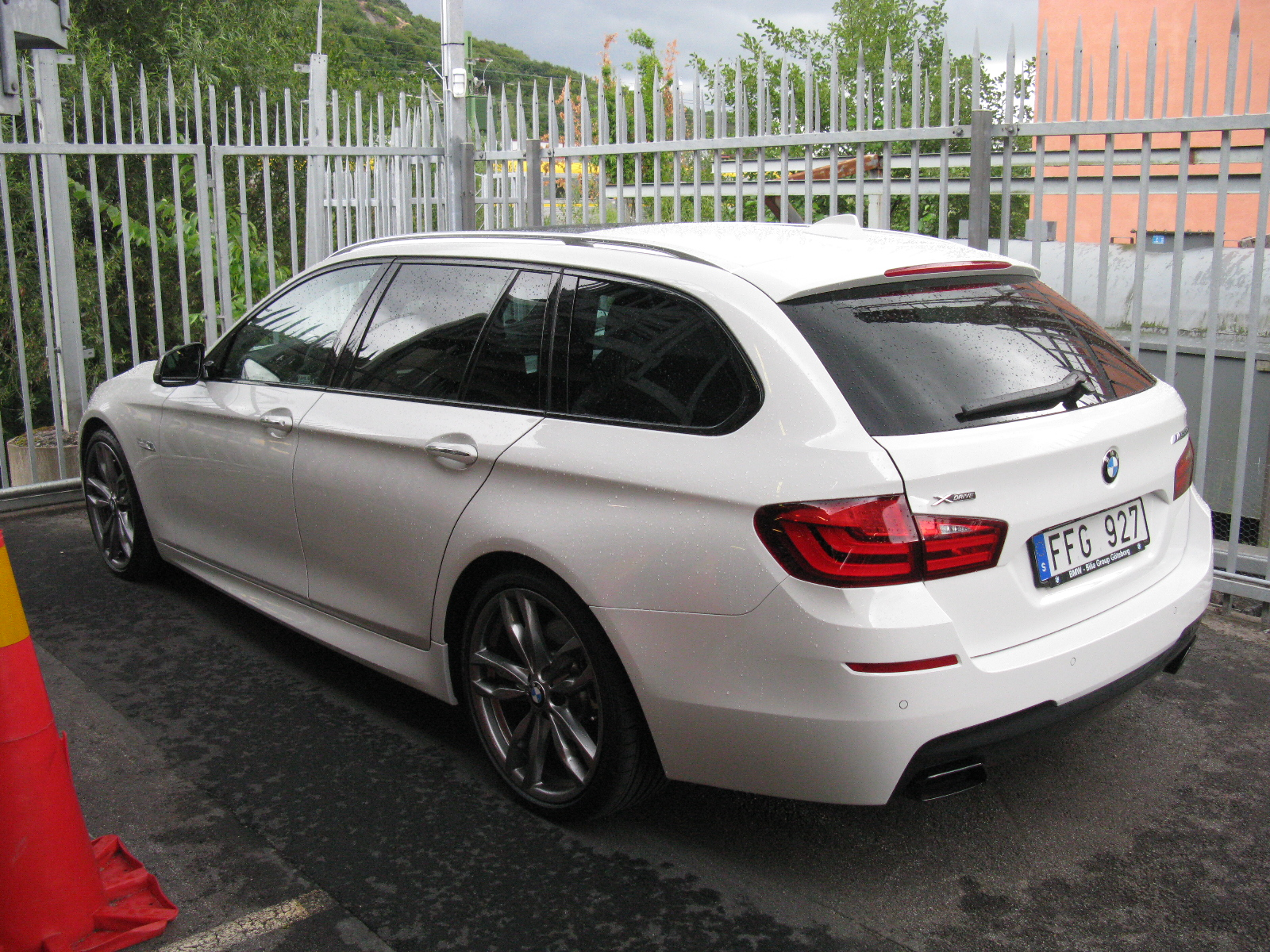 BMW 5 F11