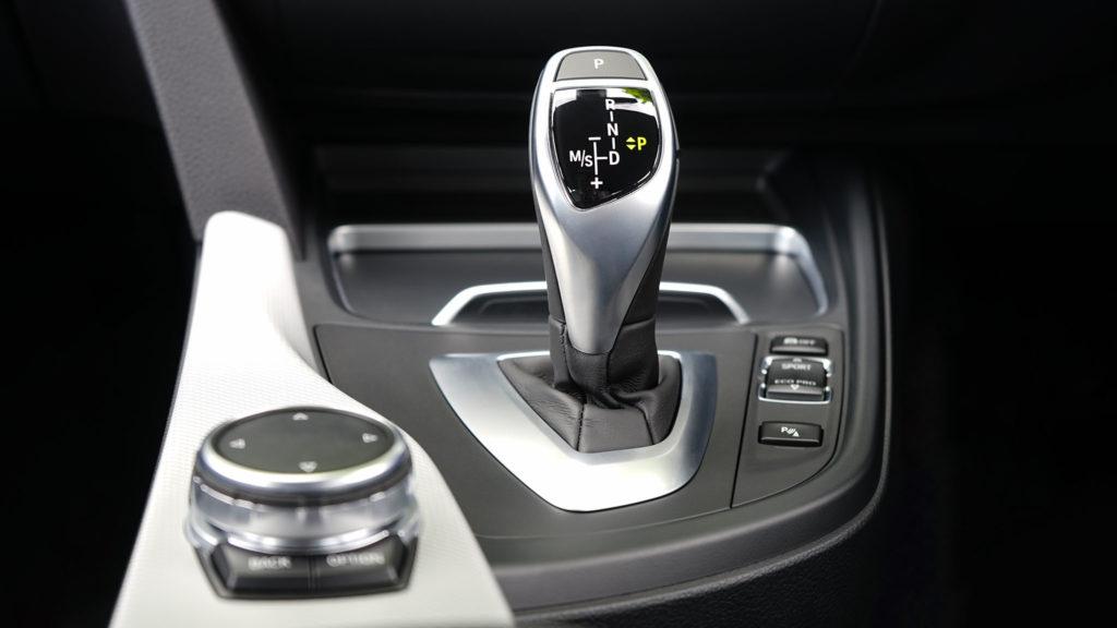 automatyczna skrzynia biegów BMW