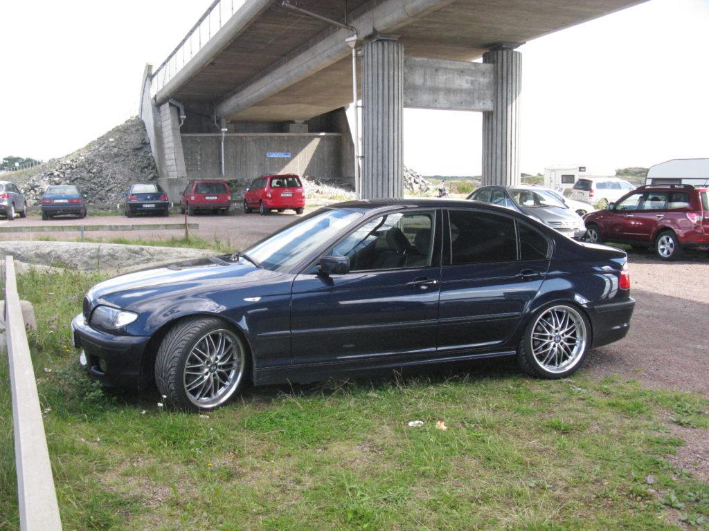 BMW 330i M Sport E46