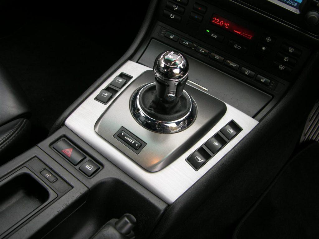 Skrzynia biegów SMG BMW