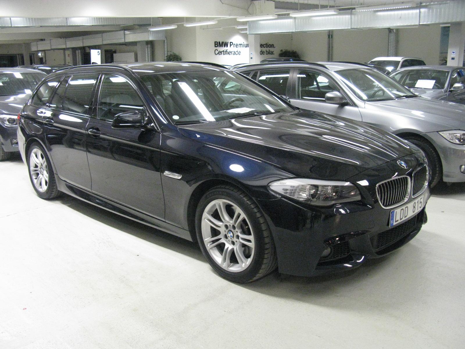 BMW 530d Touring F11