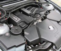silnik spalinowy bmw n46