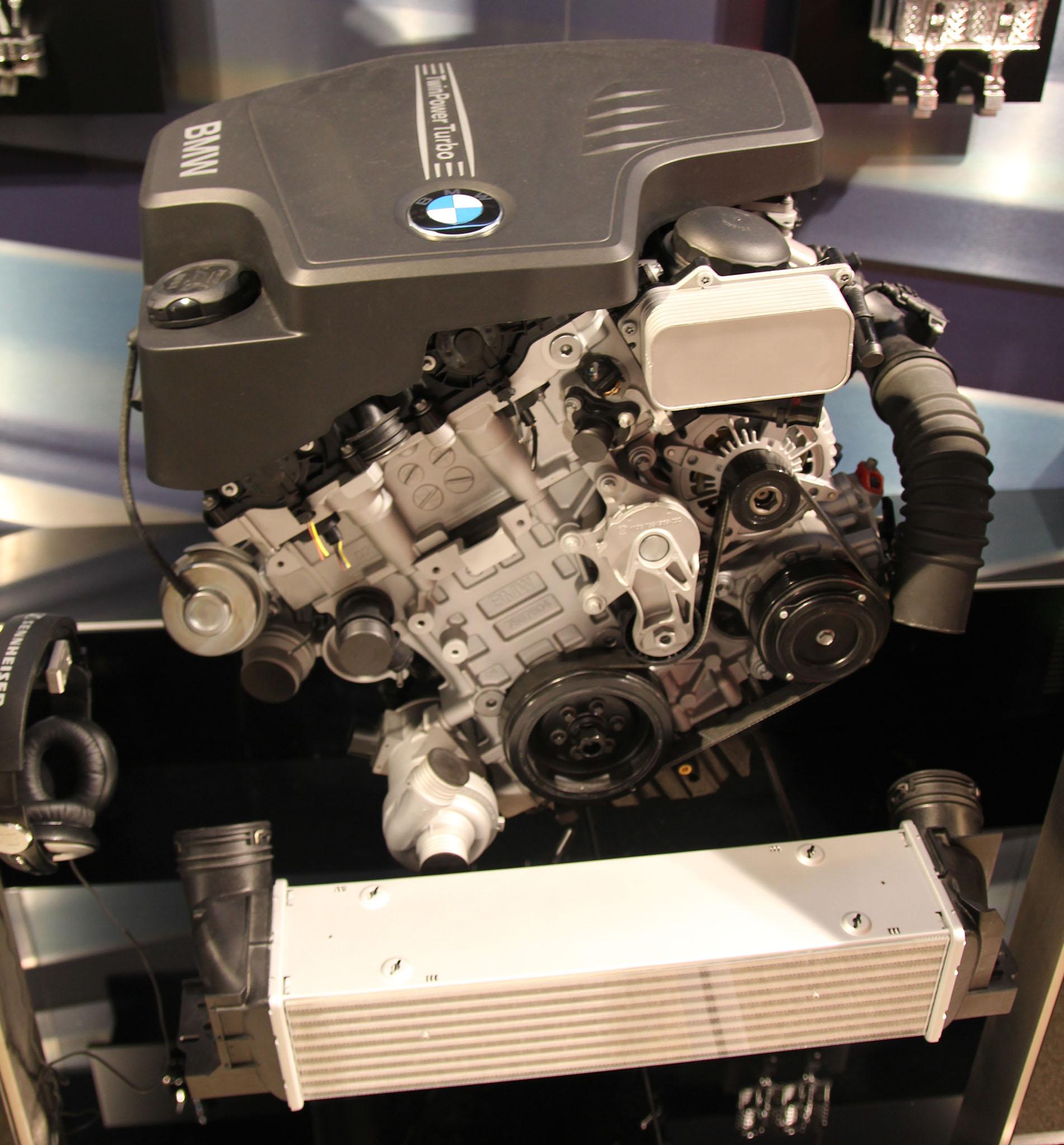 silnik BMW N20