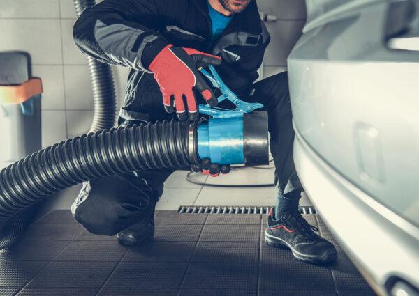 Zdalny Test Czystości Spalin BMW Akcja Smog