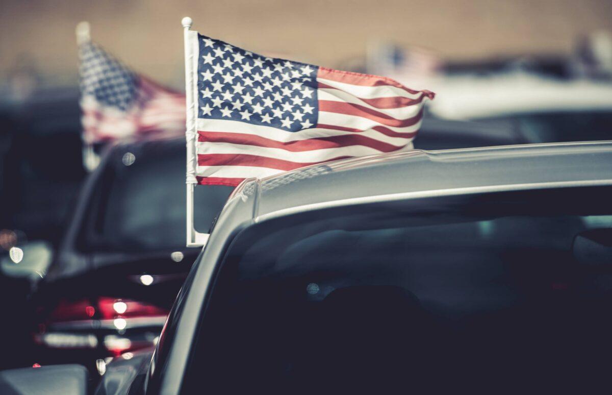 Amerykański komis aut.