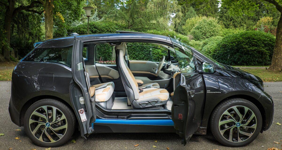 historia używanego elektrycznego BMW i3