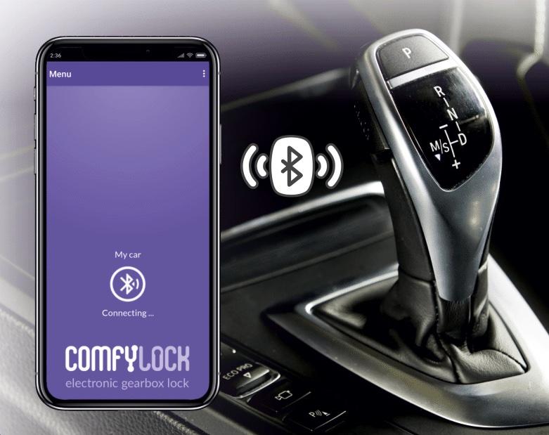 blokada automatycznej skrzyni biegów ComfyLock