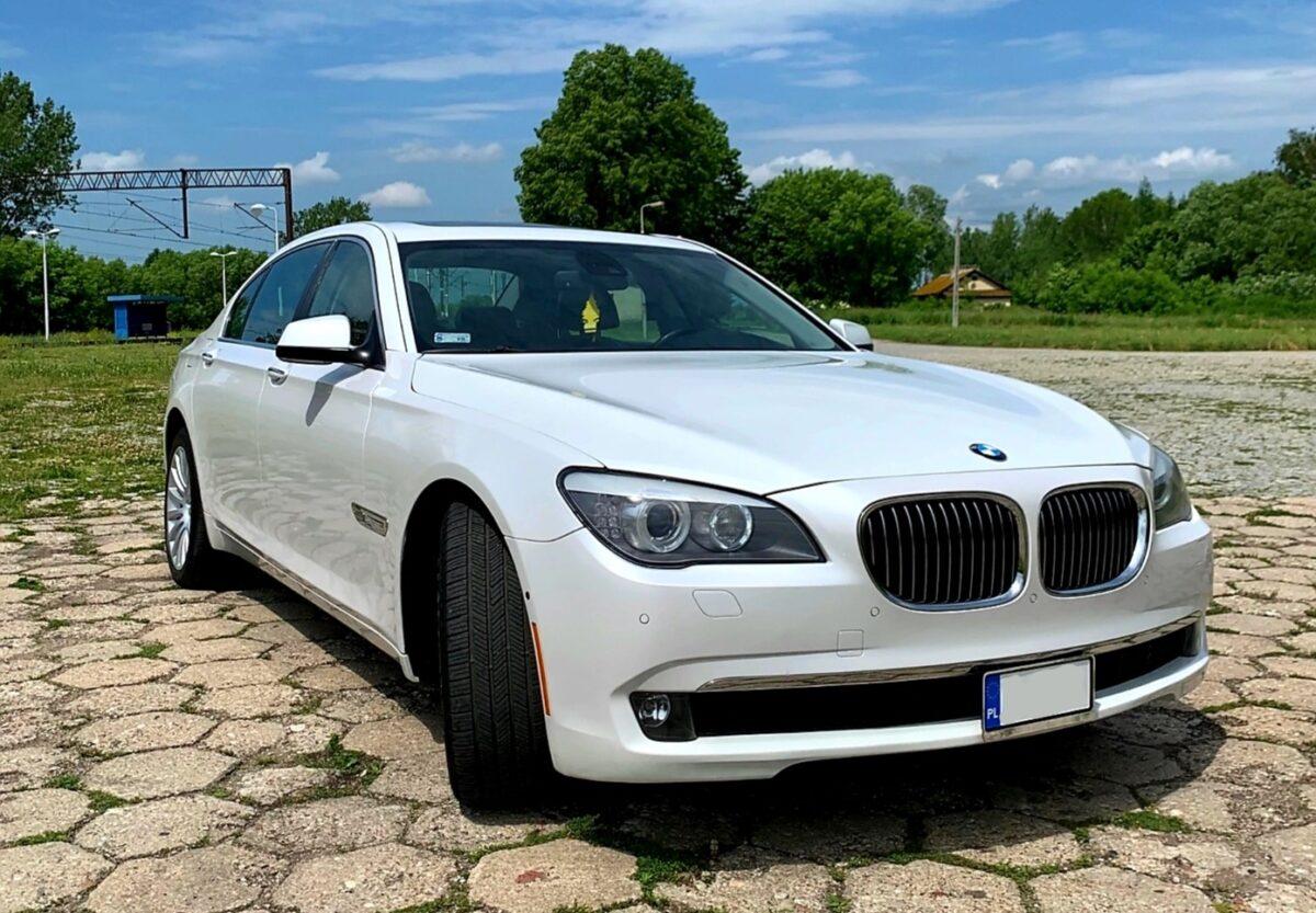 BMW 7 F02 komis