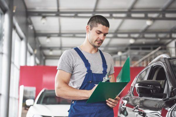kosztorys BMW mechanik serwis aut